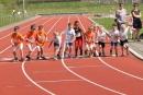 Open wedstrijd voor pupillen en CD junioren